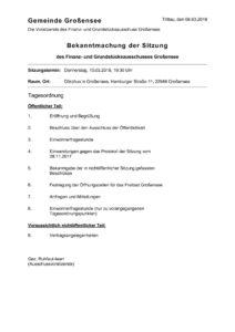 thumbnail of 2018-03-15 Finanz- und Grundstücksausschuss Bekanntmachung