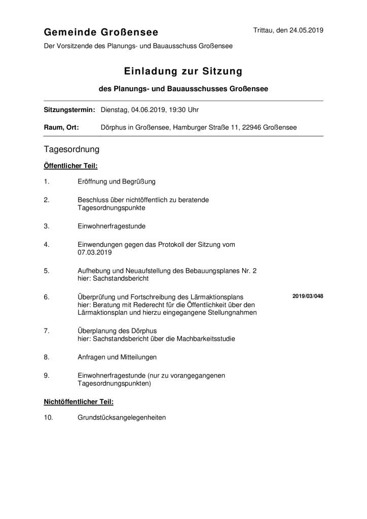 thumbnail of 2019-06-04 PBA Großensee Bekanntmachung