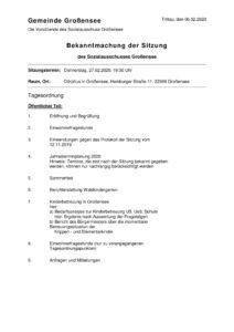thumbnail of 2020-02-27 SA Großensee Bekanntmachung