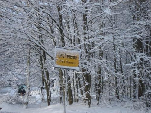 Winterliches Großensee